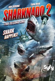 Sharknado 2 The Second One (2014) (BR Rip)